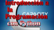 capacity introducción a la programación con python