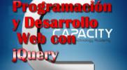 capacity curso programacion y desarrollo web con jquery