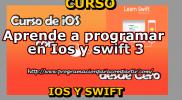 Curso iOS 10 y Swift 3