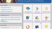 sistema bibliotecario php mysql