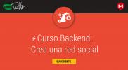 backend 2016 crea una red social codigofacilito mega
