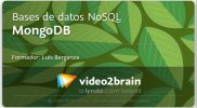 bases de datos nosql. mongodb video2brain mega