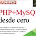 php + mysql desde cero users pdf